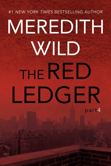 The Red Ledger: 4 - cover