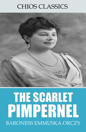 The Scarlet Pimpernel - cover