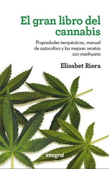 El gran libro del cannabis - cover