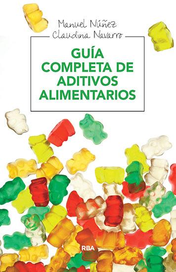 Guía completa de aditivos alimentarios - cover