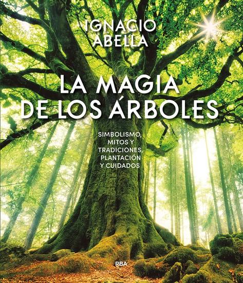 La magia de los árboles - cover