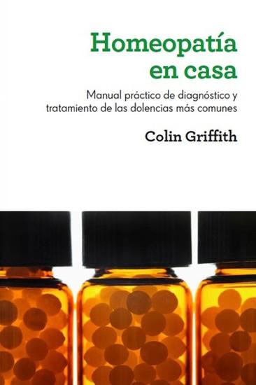Homeopatía en casa - cover