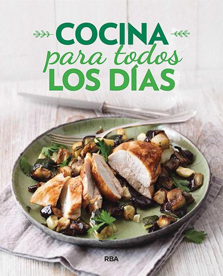 Cocina para todos los días - cover