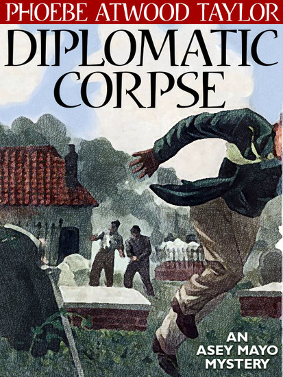 Diplomatic Corpse - cover