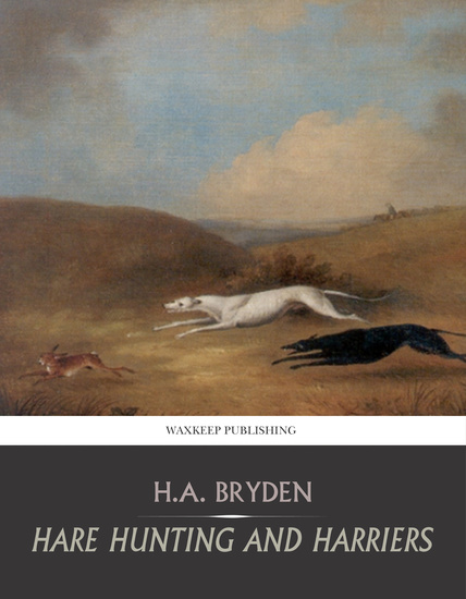 Hare Hunting and Harriers - cover