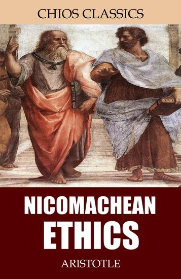 Nicomachean Ethics - cover