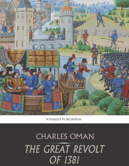 The Great Revolt of 1381 - cover
