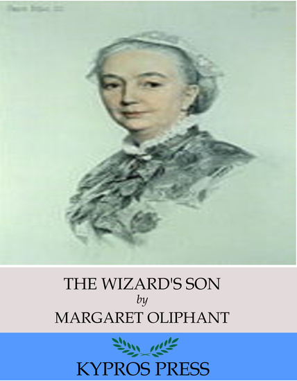 The Wizard's Son - cover