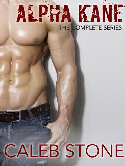 Alpha Kane - The Complete Series - cover