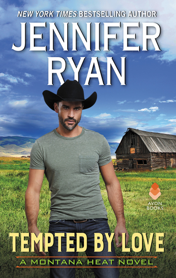 Tempted by Love - A Montana Heat Novel - cover
