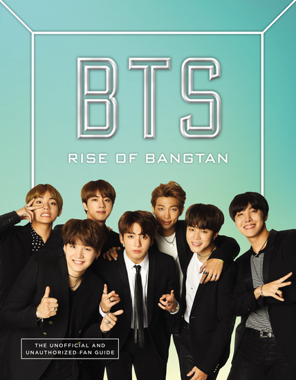BTS: Rise of Bangtan - cover