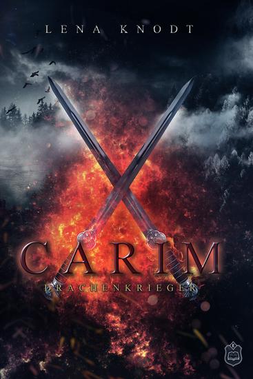 Carim - Drachenkrieger - cover