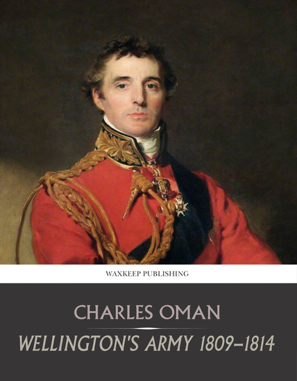 Wellington's Army 1809-1814 - cover