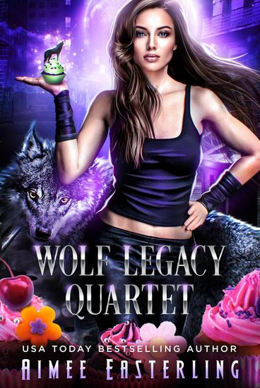 Wolf Legacy Quartet - Wolf Legacy - cover