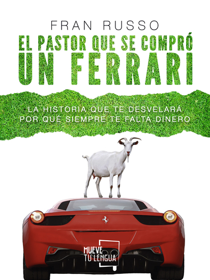 El pastor que se compró un Ferrari - cover