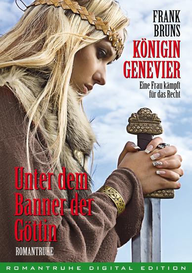 Königin Genevier 3 - Unter dem Banner der Göttin - cover