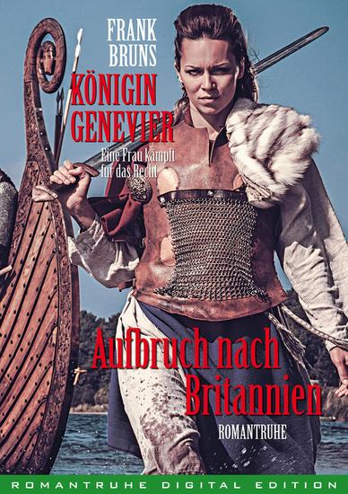 Königin Genevier 2 - Aufbruch nach Britannien - cover