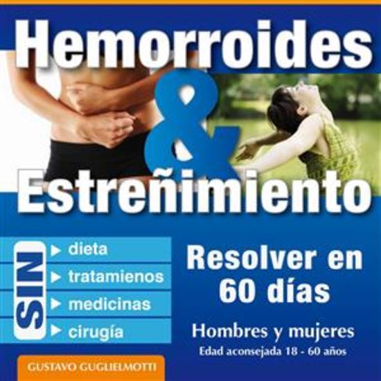 Hemorroides y estreñimiento - cover