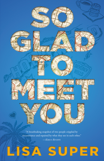 So Glad to Meet You - cover