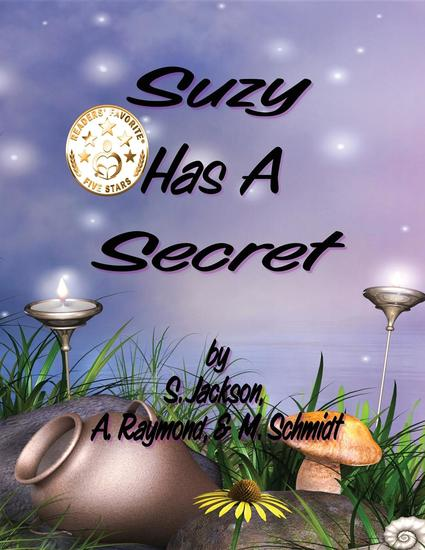 Suzy Has A Secret - cover