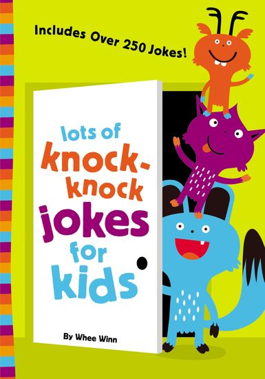 Lots of Knock-Knock Jokes for Kids - cover