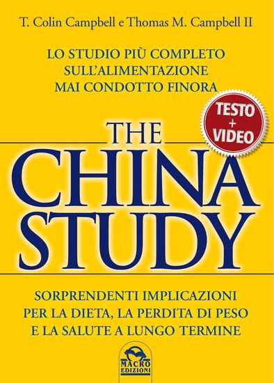 The China Study - Testo + Video - cover