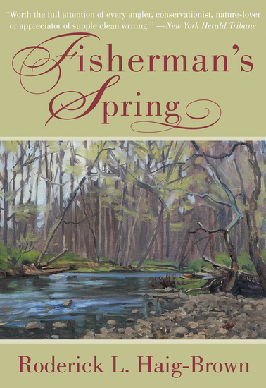 Fisherman's Spring - cover