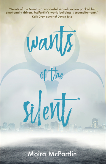 Wants of the Silent - Book Two - cover