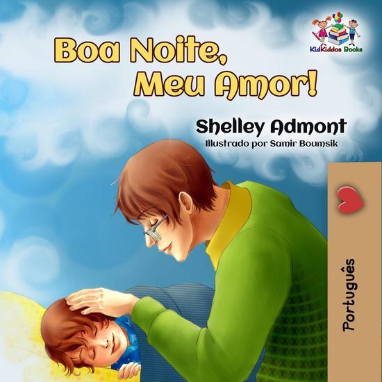 Boa Noite Meu Amor! - Portuguese Bedtime Collection - cover