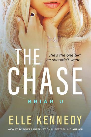 The Chase - Briar U #1 - cover
