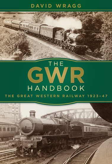 The GWR Handbook - The Great Western Railway 1923-47 - cover