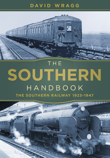 The Southern Handbook - The Southern Railway 1923-1947 - cover