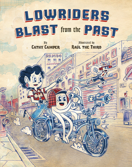 Lowriders Blast from the Past - cover