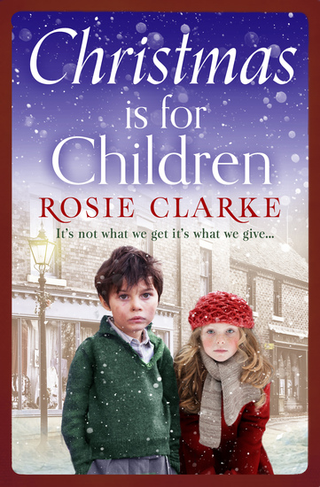 Christmas is for Children - An uplifting Christmas read to help spread some festive cheer - cover