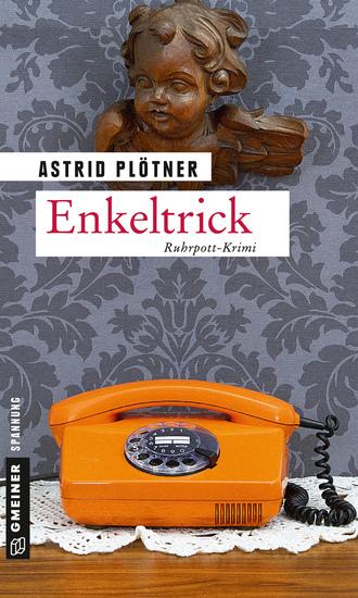 Enkeltrick - Kriminalroman - cover