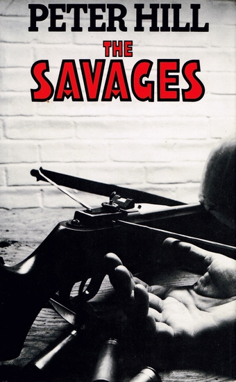 The Savages - cover