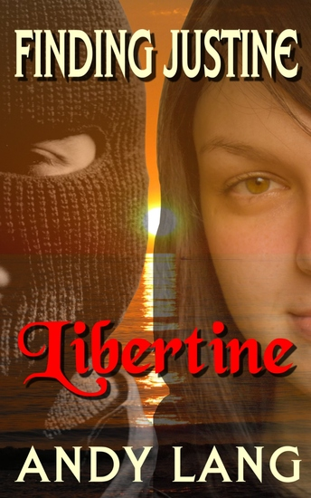 Finding Justine - Libertine - cover