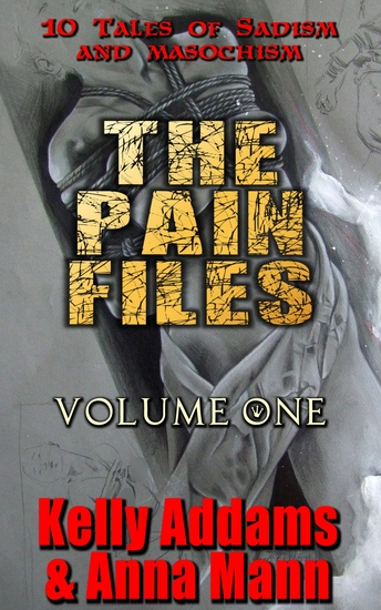 The Pain Files - Volume One - Volume One - cover