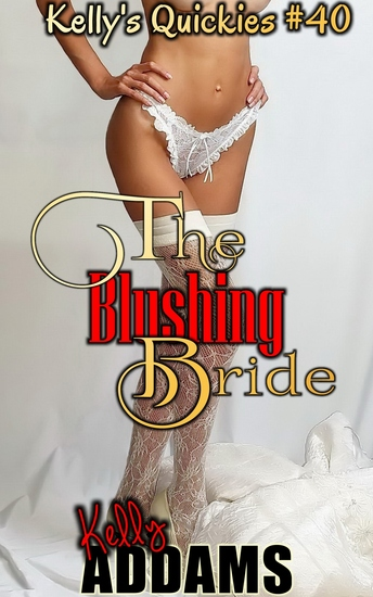 The Blushing Bride - cover