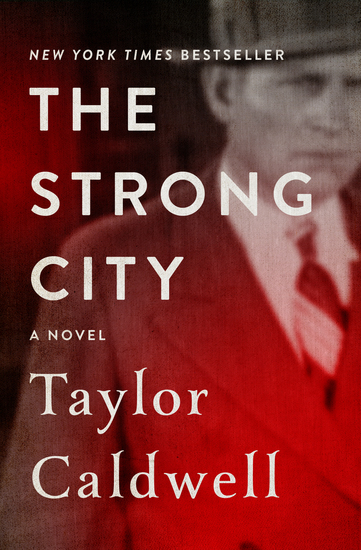 The Strong City - A Novel - cover