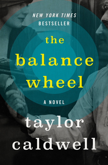 The Balance Wheel - A Novel - cover