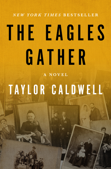 The Eagles Gather - A Novel - cover