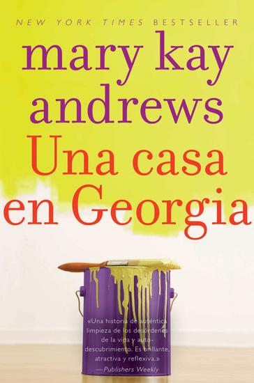 Una casa en Georgia - cover