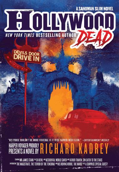 Hollywood Dead - A Sandman Slim Novel - cover