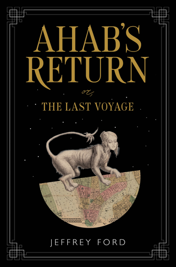 Ahab's Return - or The Last Voyage - cover