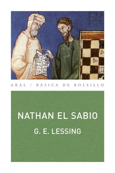 Nathan el sabio - cover