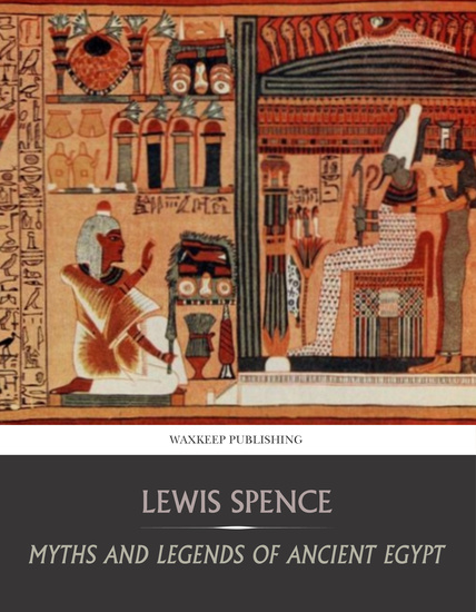Myths and Legends of Ancient Egypt - cover