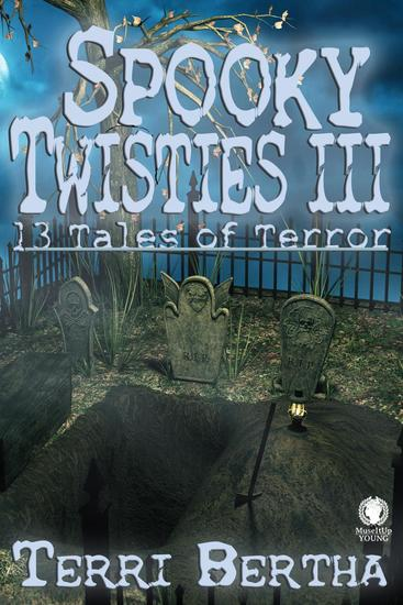 Spooky Twisties III - Spooky Twisties #3 - cover