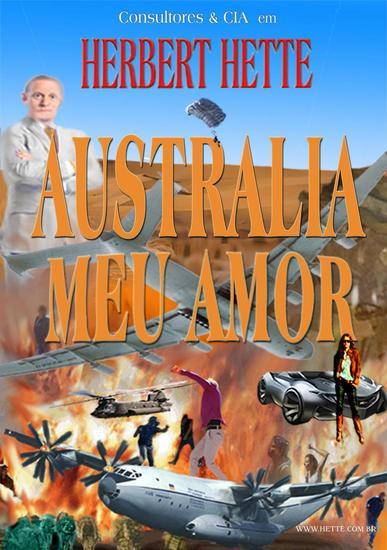 Austrália Meu Amor - Consultores & Cia #1 - cover