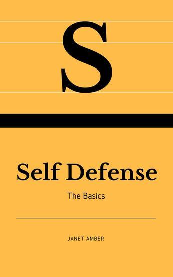 Self Defense: The Basics - cover